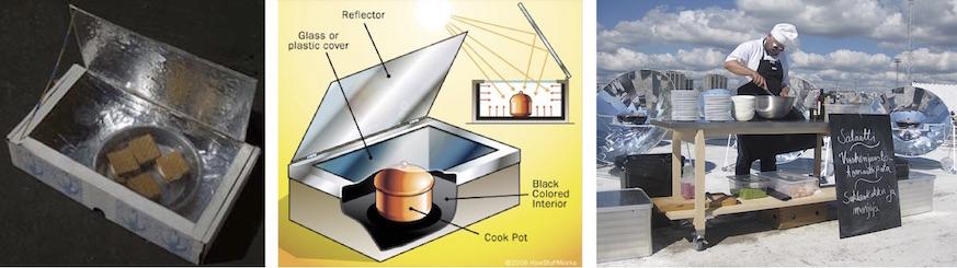 Copia di Fabrica forno solare